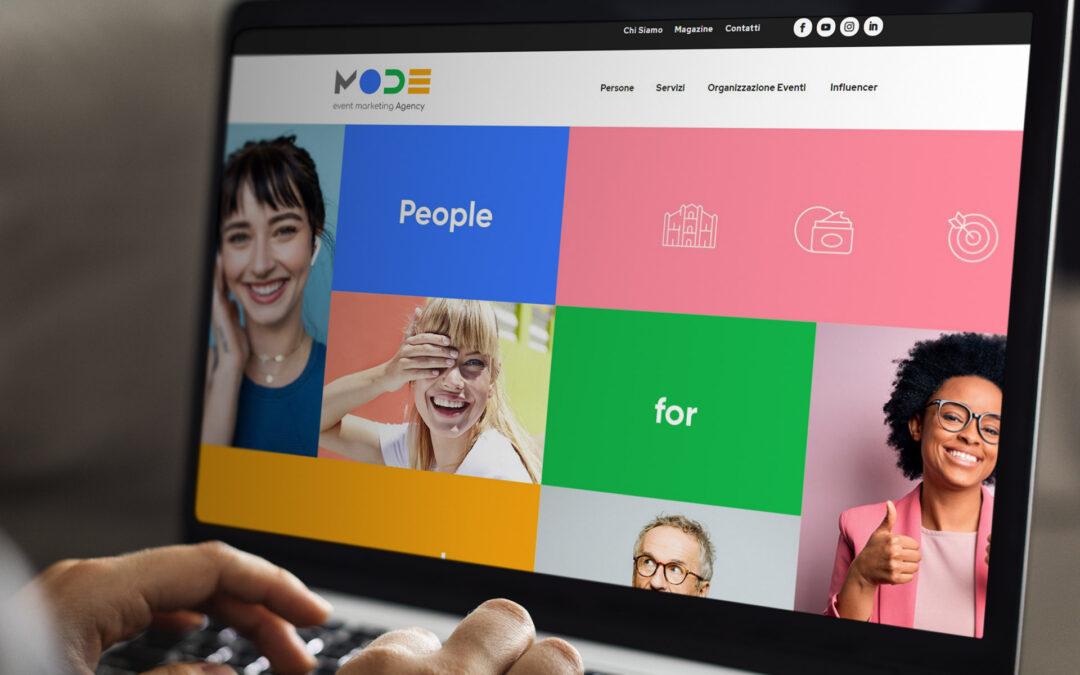 Il Rebranding di Agenzia Mode